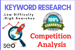 SEO Keyword Competition Analysis