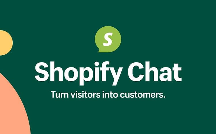 Shopify Customer Service Chat