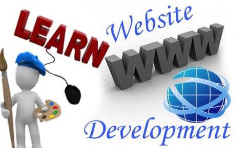 Learn Website Development Online