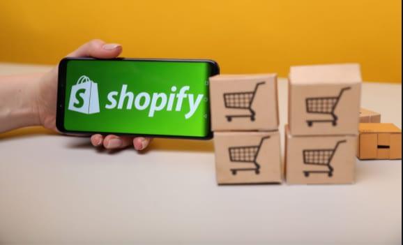 Shopify Ecommerce Website Builder