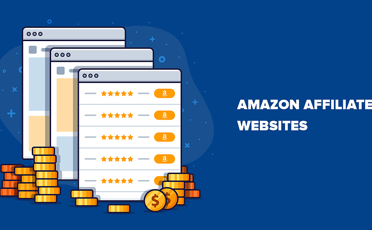 Amazon Affiliate Website For Sale